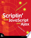 Scriptin  with JavaScript and Ajax