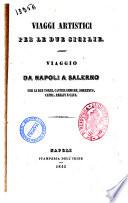 Viaggi artistici per le Due Sicilie [Achille Gigante]