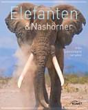 Elefanten und Nashörner