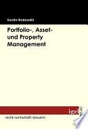 Portfolio   Asset  und Property Management