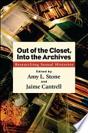 Ebook Out of the Closet, Into the Archives Epub Amy L. Stone,Jaime Cantrell Apps Read Mobile