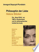 Philosophin der Liebe, Helene Stöcker