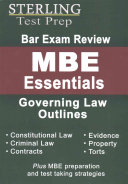 Sterling Bar Exam Review MBE Essentials