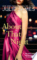 About That Night New Romance Featuring A Beautiful