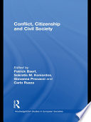Conflict  Citizenship and Civil Society