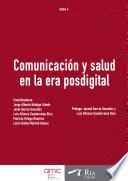 Comunicaci N Y Salud En La Era Posdigital