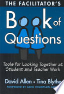 The Facilitator s Book of Questions