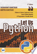 Let Us Python Second Edition