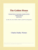 The Golden House  Webster s Chinese Simplified Thesaurus Edition
