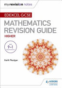 Edexcel GCSE Maths Higher  Mastering Mathematics Revision Guide
