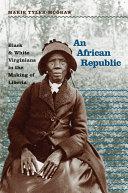 download ebook an african republic pdf epub