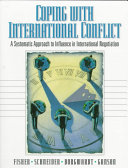 Coping with International Conflict