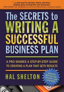 The Secrets to Writing a Successful Business Plan