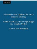 A Practitioner s Guide to Rational emotive Therapy