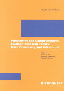 Monitoring the Comprehensive Nuclear-Test-Ban Treaty: Data Processing and Infrasound