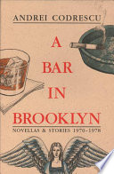 A Bar in Brooklyn Of His Native Romania In 1966 Andrei