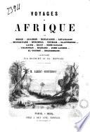 Voyages en Afrique par Bruce ... [et al.]