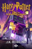 Harry Potter and the Prisoner of Azkaban Book