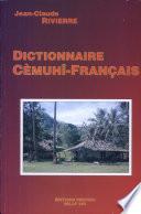 Dictionnaire c  muh   fran  ais
