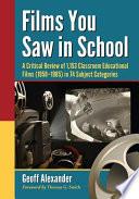 Films You Saw in School School Districts In The Post Sputnik