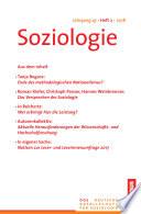 Soziologie Jg. 47 (2018) 2