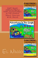 Fart Book African Bean Fart Adventures in the Jungle