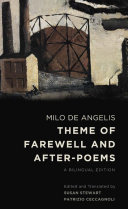 download ebook theme of farewell and after-poems pdf epub