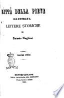 Citt   della Pieve illustrata lettere storiche di Antonio Baglioni