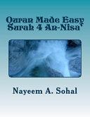 Quran Made Easy   Surah 4 An Nisa