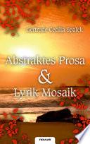 Abstraktes Prosa & Lyrik Mosaik