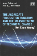 Aggregate Production Function and the Measurement of Technical Change