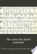 The Latter Day Saints Psalmody book