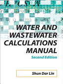 Water And Wastewater Calculations Manual 2nd Ed