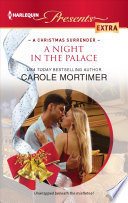A Night In The Palace : to see her brother, the last thing she...
