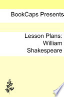 Lesson Plans  William Shakespeare