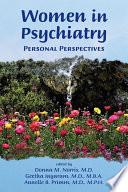 Women in Psychiatry