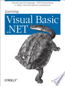 Learning Visual Basic  NET