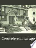 Concrete cement Age