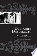 Eustache Deschamps book