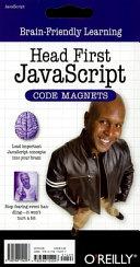 Head First Javascript Code Magnet