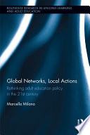 Global Networks  Local Actions