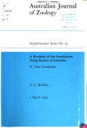 Australian Journal of Zoology