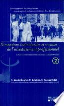 illustration du livre Développement des compétences, investissement professionnel et bien-être des personnes (Volume 2)