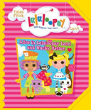 Alice in Lalaloopsy Land and Wacky Hatter
