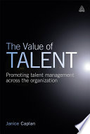 The Value of Talent
