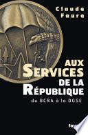 Aux Services de la R  publique
