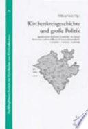 Kirchenkreisgeschichte und grosse Politik