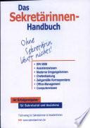 Das Sekretärinnen-Handbuch