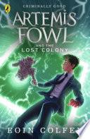 download ebook artemis fowl and the lost colony pdf epub