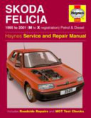 Skoda Felicia Owner S Workshop Manual